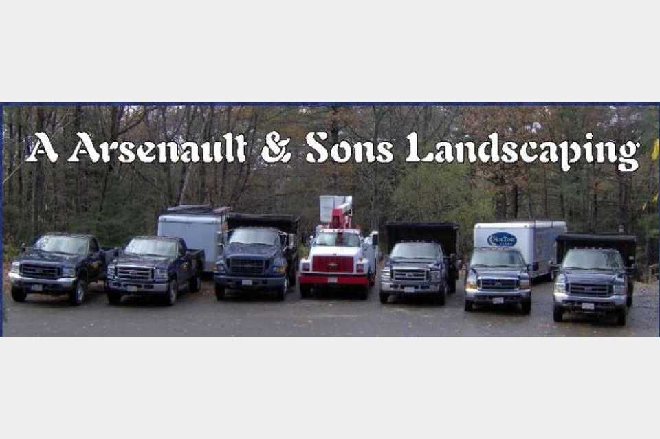 A Arsenault & Sons Inc - Services - Landscaping in Spencer MA