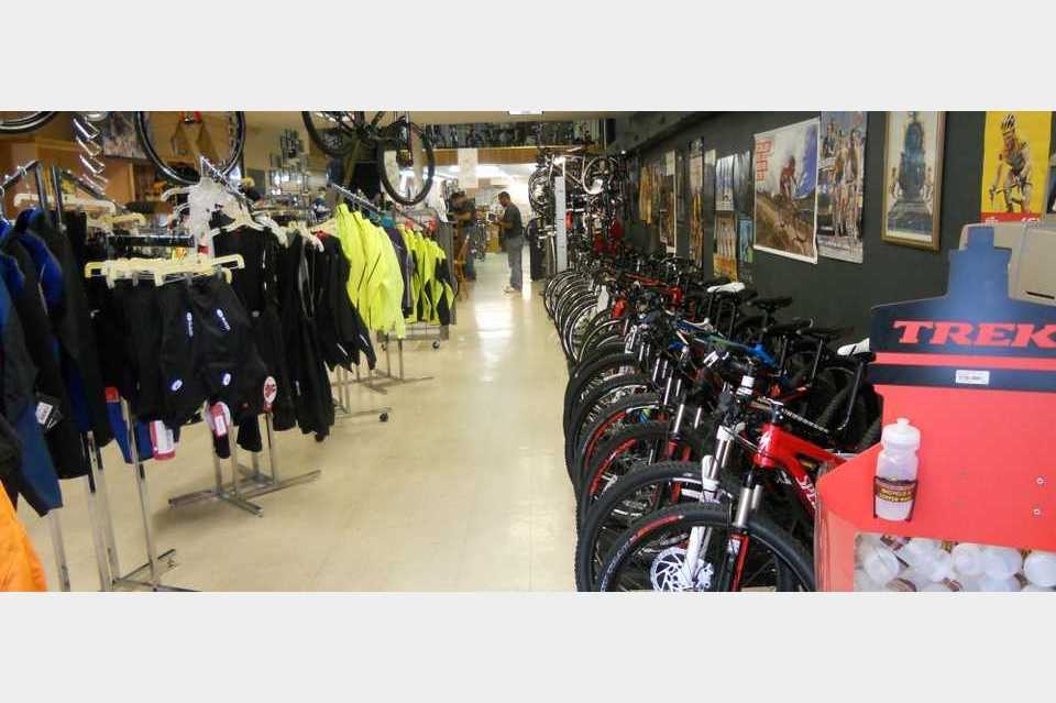 Santa Fe Trails Bicycle & Coffe Shop - Shopping - Sporting Goods Stores in Leavenworth KS