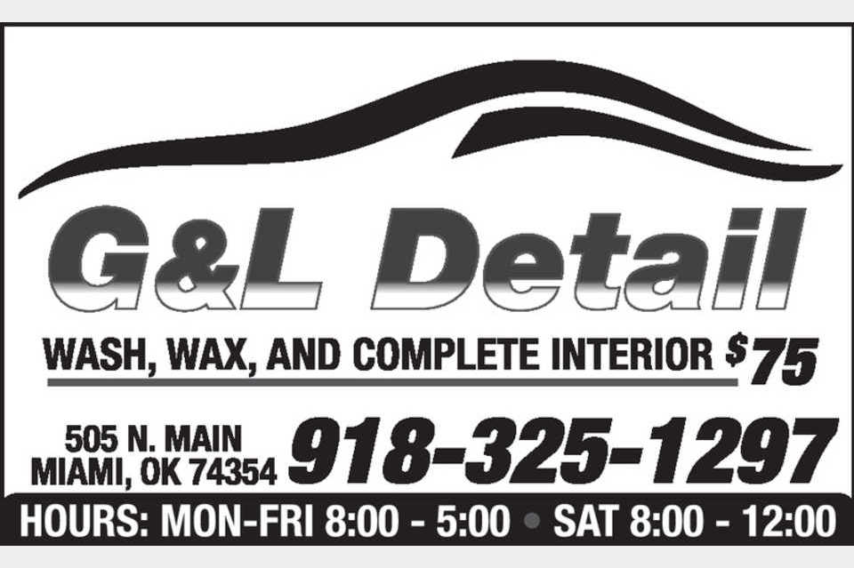G & L Detail - Auto - Auto Repair and Maintenance in Miami OK