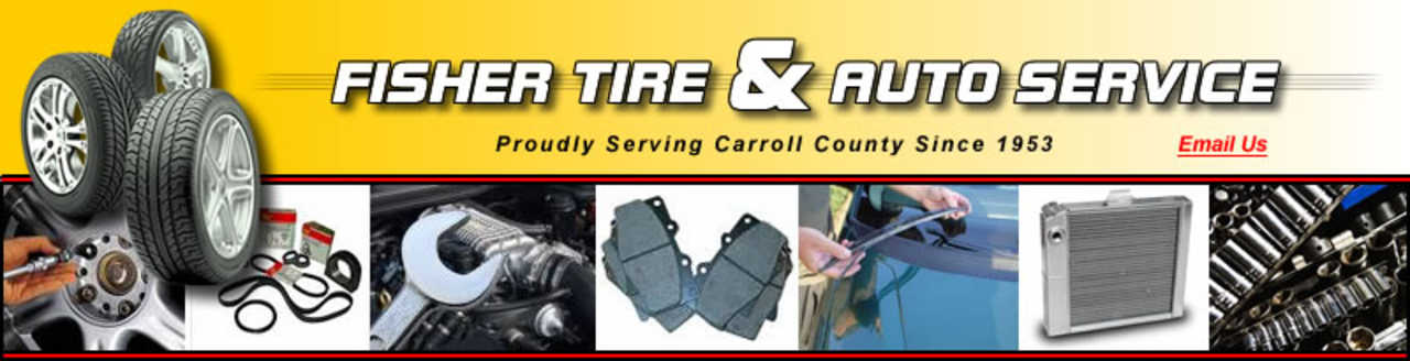 Fisher Tire and Auto Service - Auto - Auto Repair and Maintenance in Westminster MD