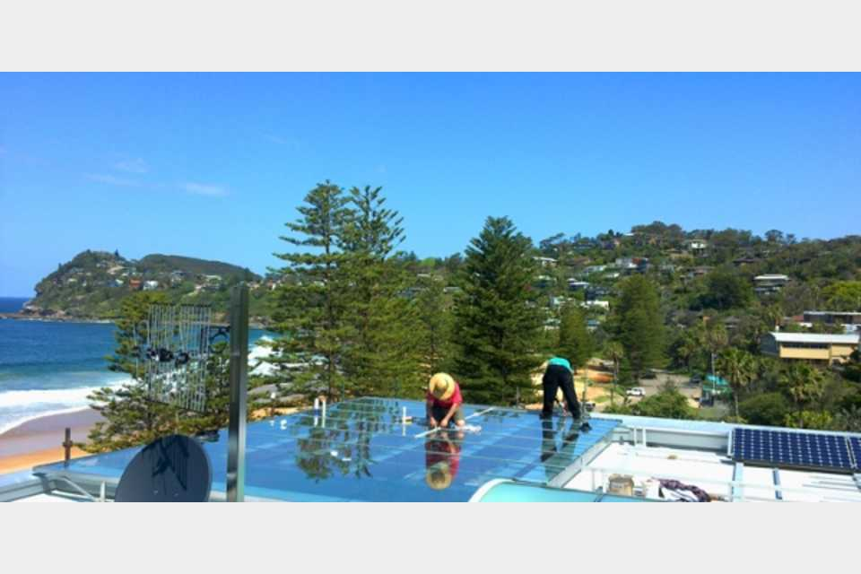 Glasscraft Glass & Glazing - Services - Glass in Mona Vale NSW