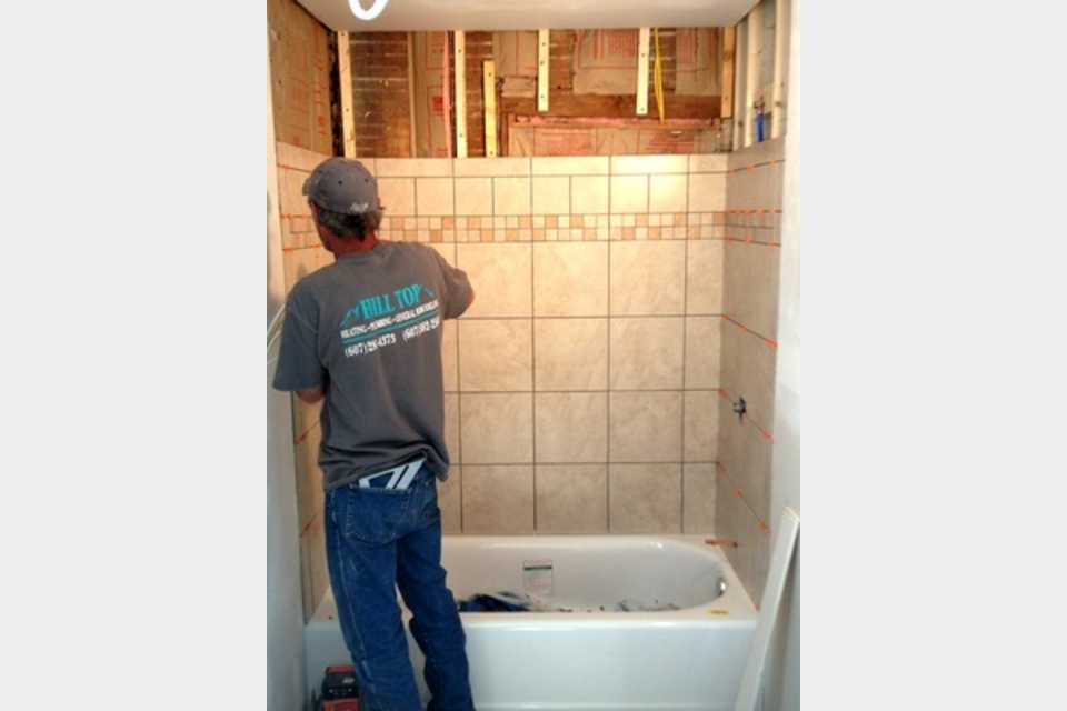 Hilltop Plumbing and Heating - Services - Plumbers in Hornell NY