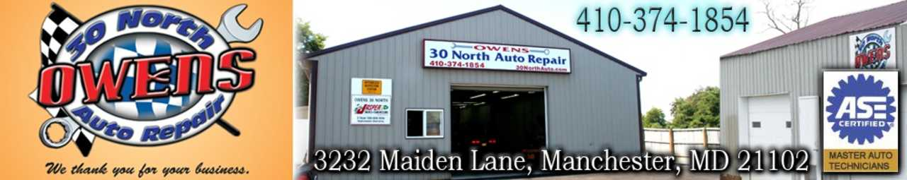 30 North Auto - Auto - Auto Repair and Maintenance in Manchester MD