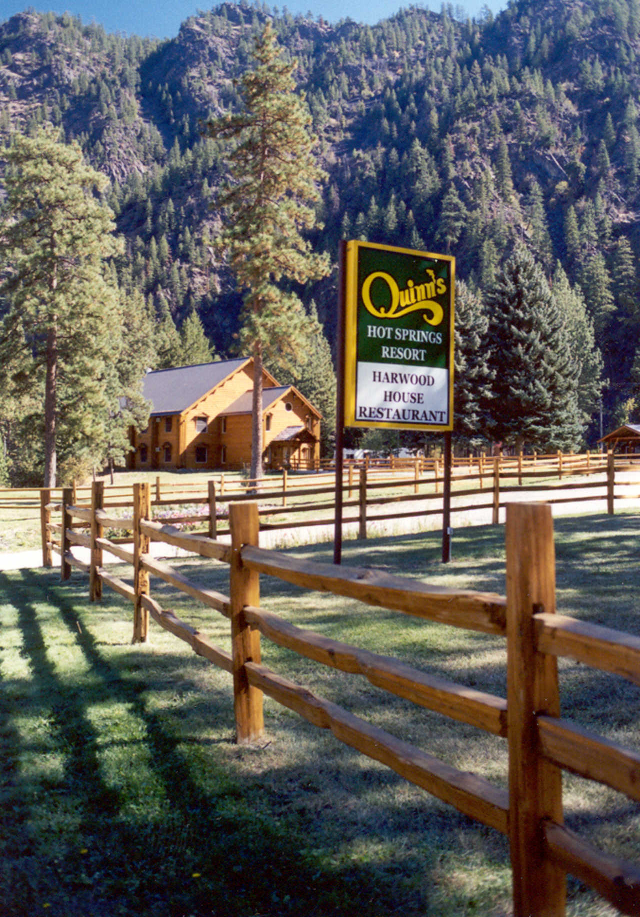Quinn's Hot Springs Resort - Travel - Resorts in Paradise MT