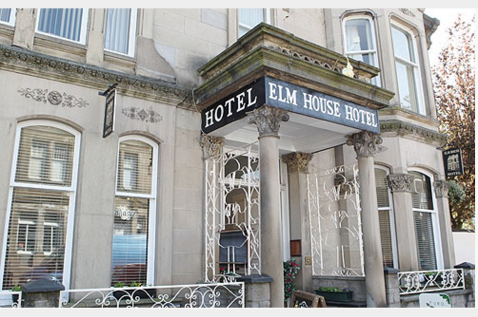 Elm House Hotel - Transport and Travel - Hotels in Hawick