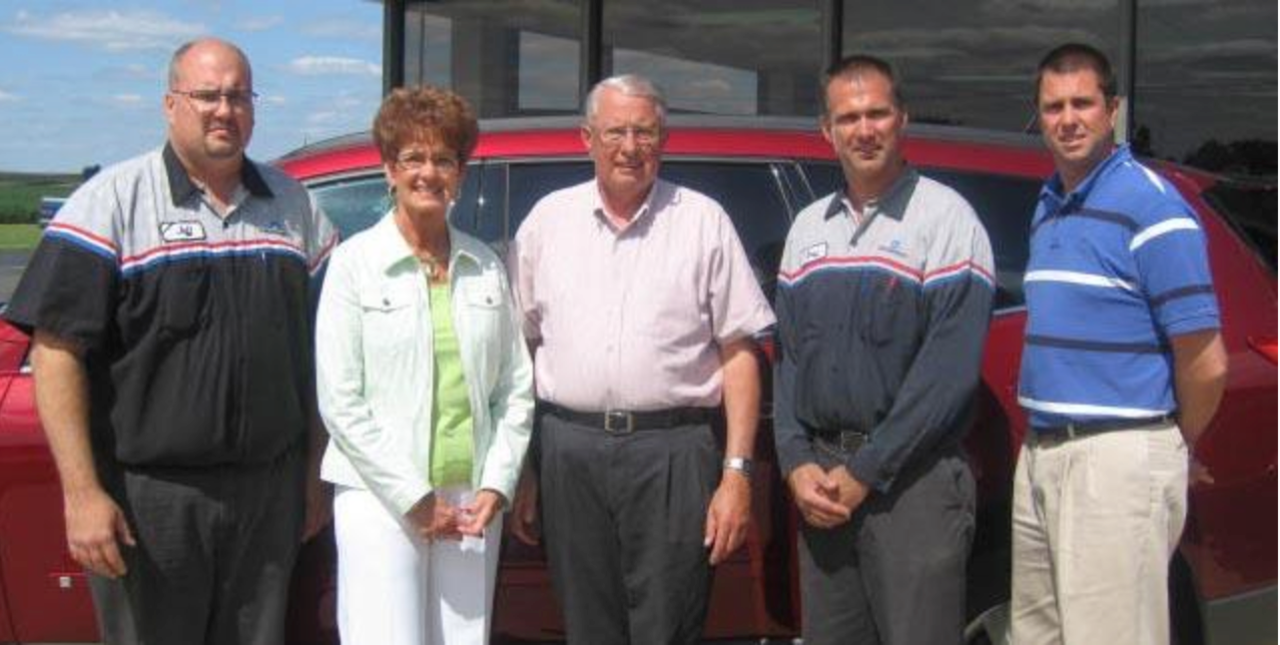Vaessen Brothers Chevrolet, Inc - Auto - Auto Dealers in Sublette IL