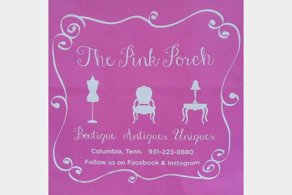 The Pink Porch - Shopping - Retail Clothing in Columbia TN