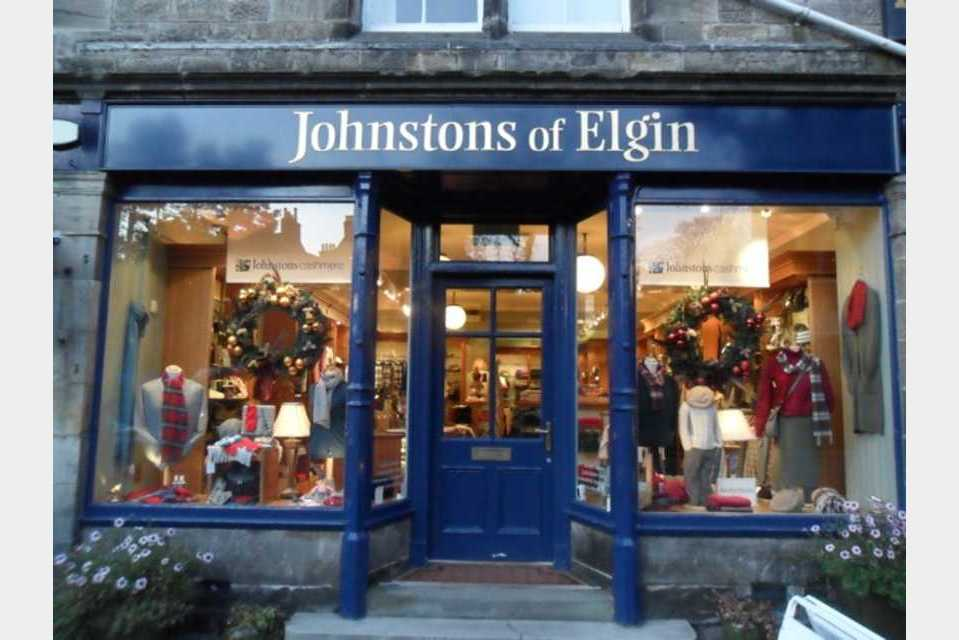 Johnstons Of Elgin Ltd - Shopping - Retail Clothing in Hawick