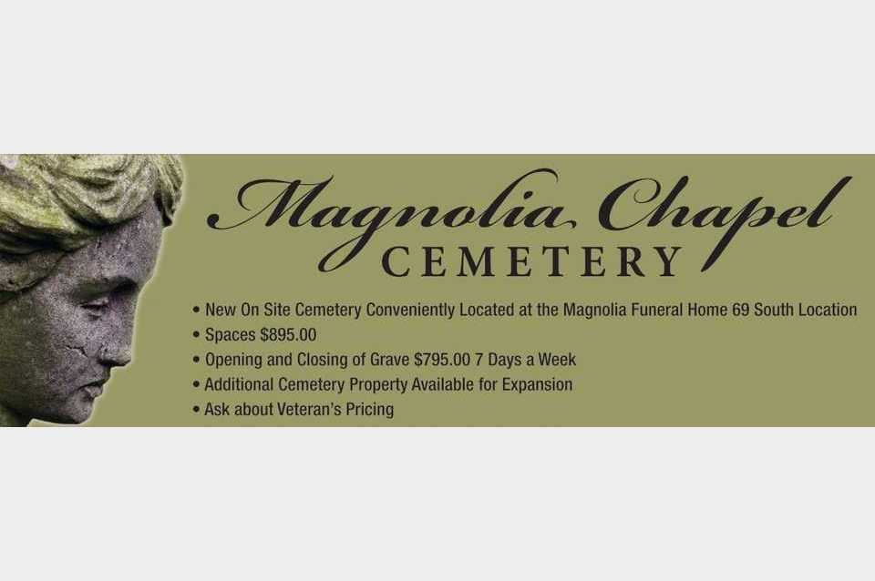 Magnolia Chapel Funeral Homes - Services - Funeral Services in Tuscaloosa AL