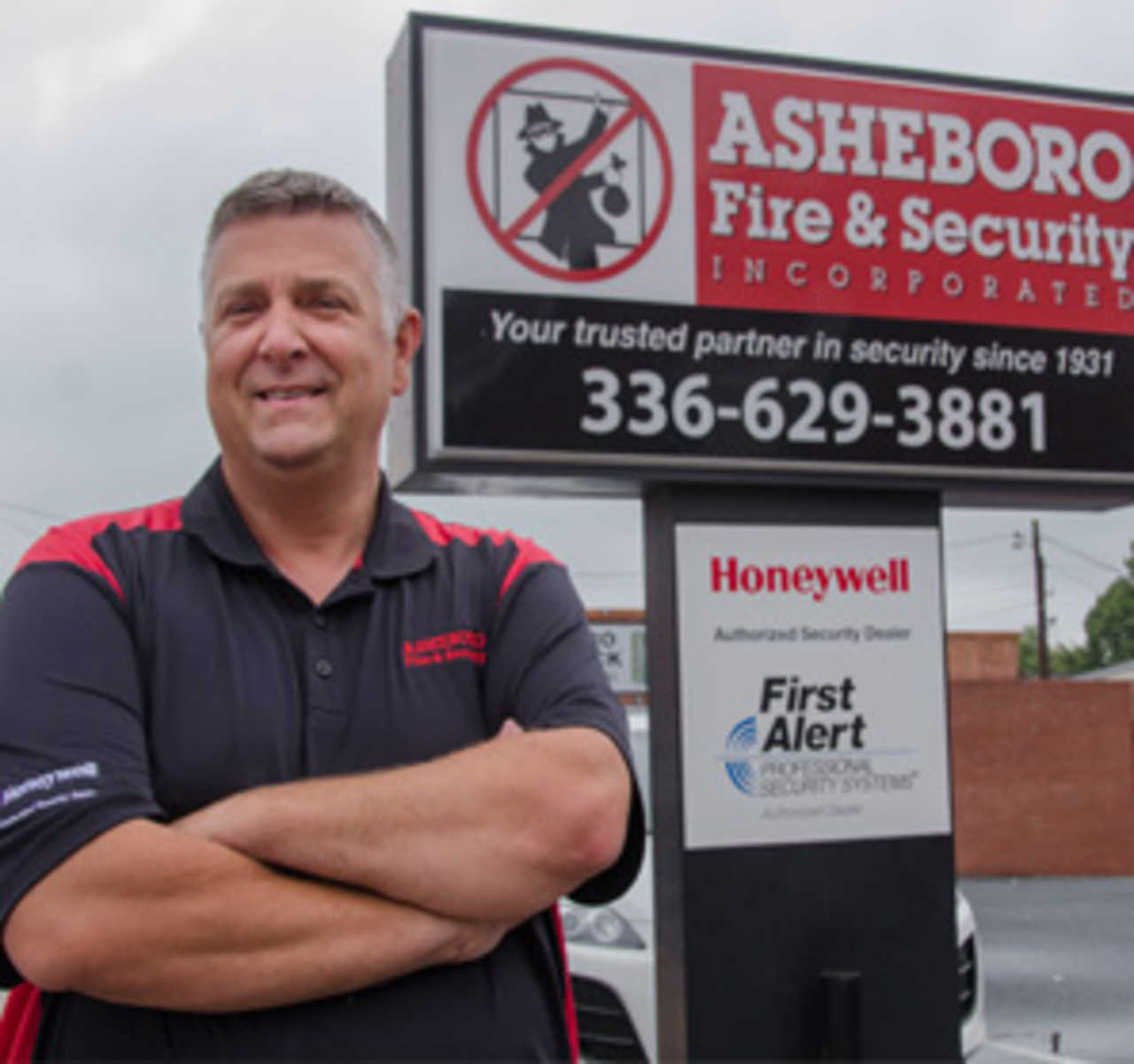 Asheboro Fire & Security Inc. - House and Home - Home Security in Asheboro NC