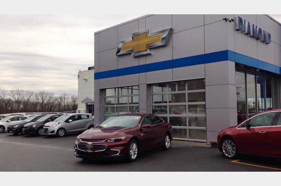 Diamond Chevy, Inc - Auto - Auto Dealers in Auburn MA