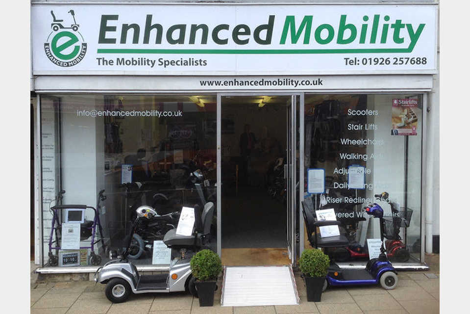 Enhanced Mobility - Medical - Medical Equipment in Kenilworth
