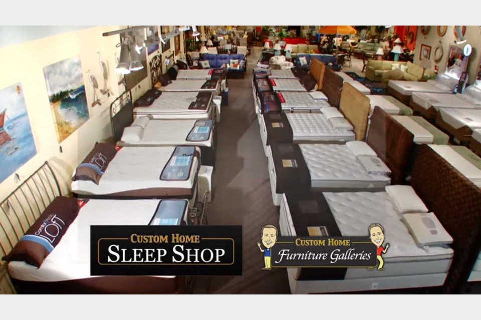 Custom Home Sleep Shop - Shopping - Home Furnishings in Wilmington NC