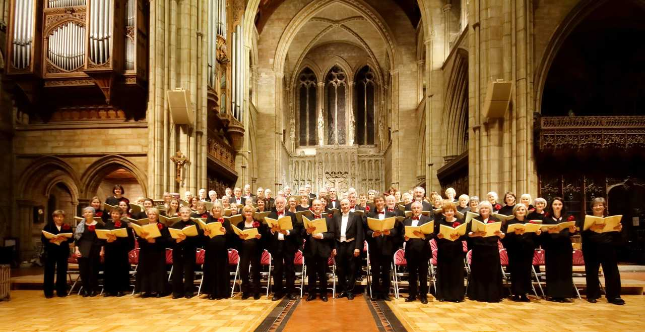 Sussex Chorus - Arts and Entertainment - Live Music in Brighton