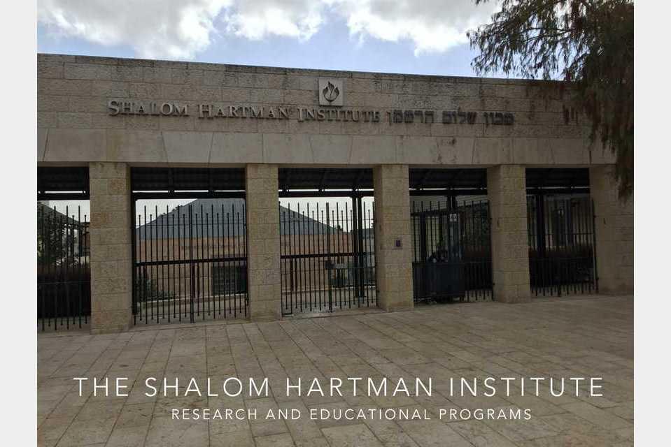 Shalom Hartman Institute - Philanthropy - Non-Profit Organizations in Montreal QC