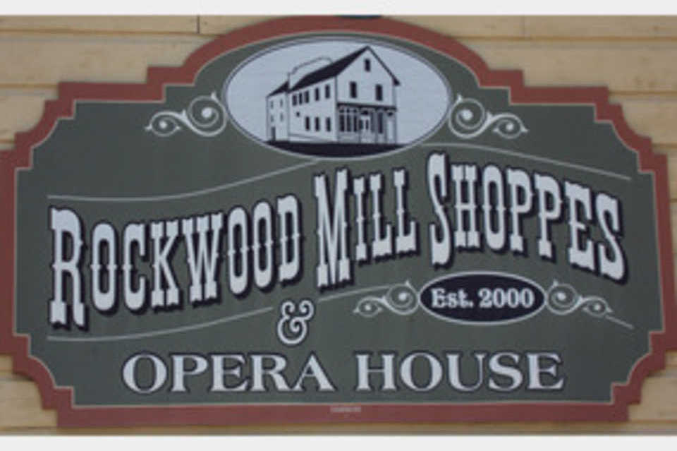 Rockwood Mill Shoppes & Opera House - Shopping - Retail Stores in Rockwood PA