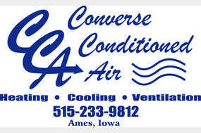 Converse Conditioned Air in Ames, IA