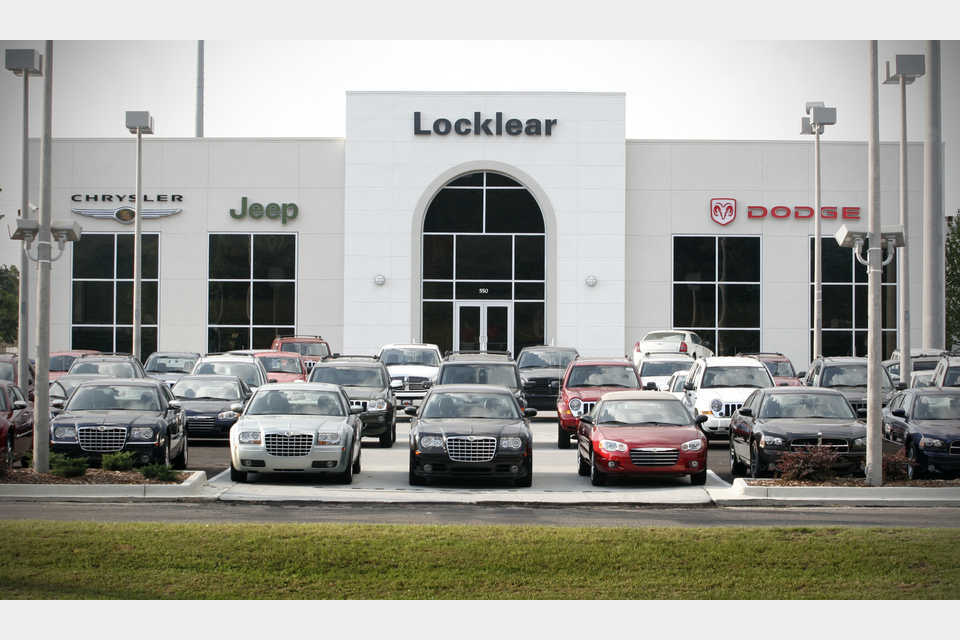 Locklear Chrysler Jeep Dodge - Auto - Auto Dealers in Tuscaloosa AL