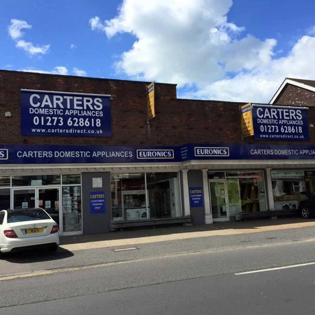 Carters Domestic Appliances - Shopping - White Goods in Brighton