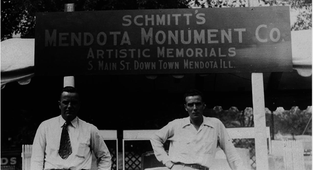 Mendota Monument Company - Services - Funeral Services in Mendota IL