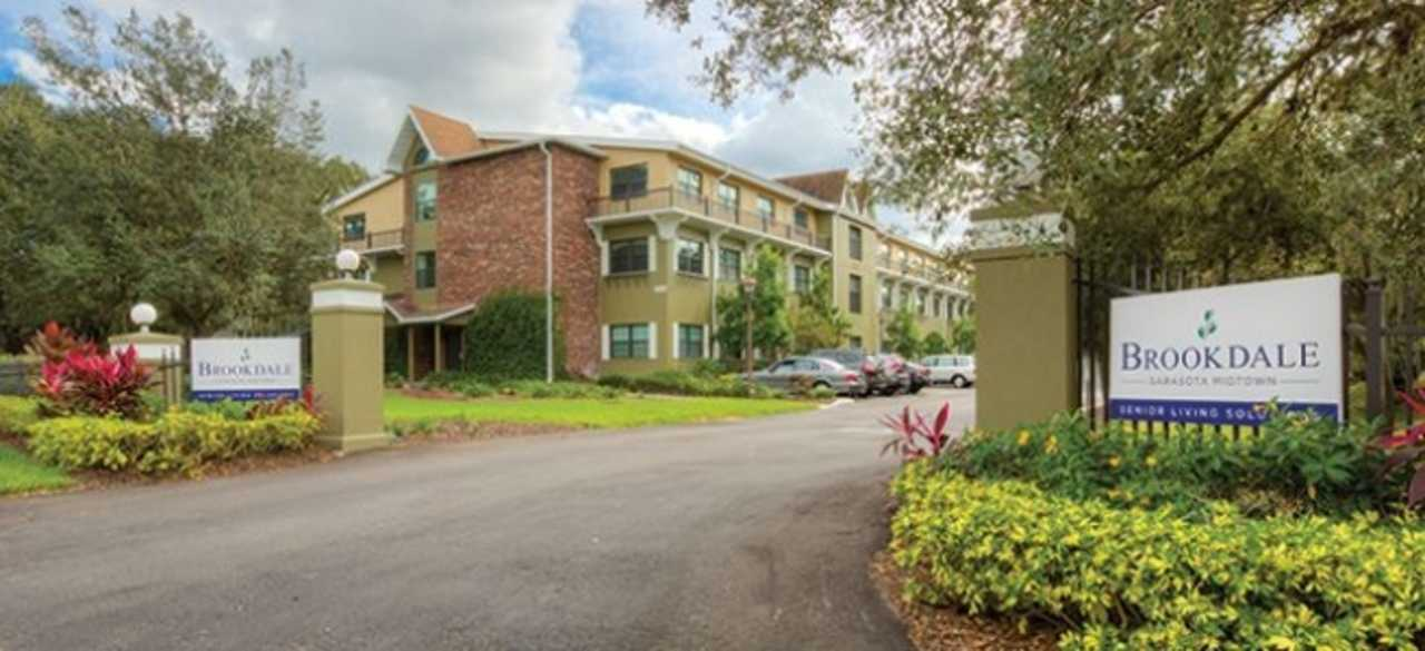 Brookdale Senior Living Solutions - Community - Senior Housing in Sarasota FL