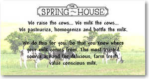 The Spring House in Washington, PA