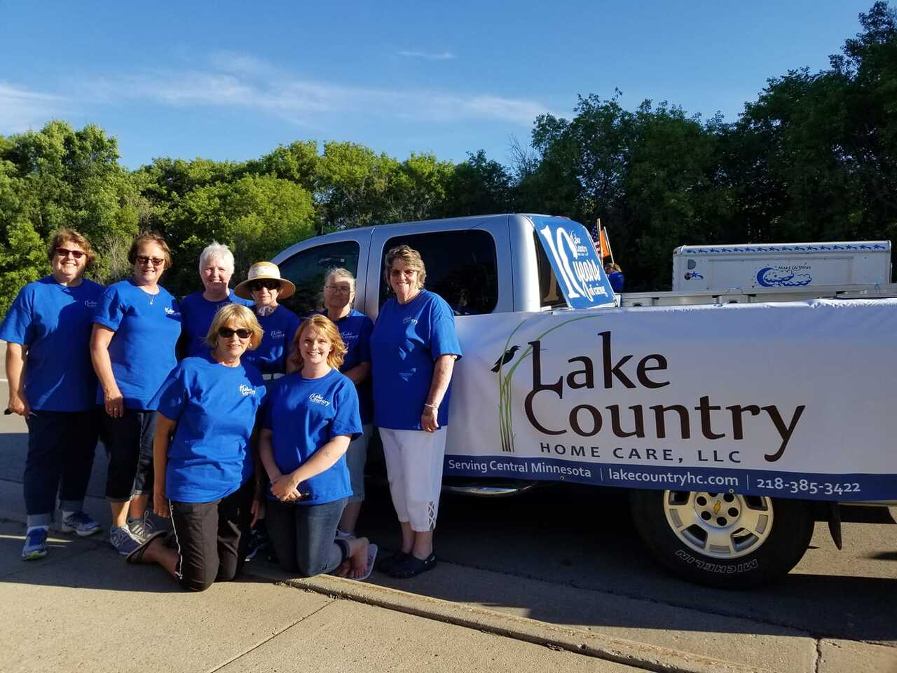 Lake Country Home Care LLC - Medical - In-Home Care in New York Mills  MN