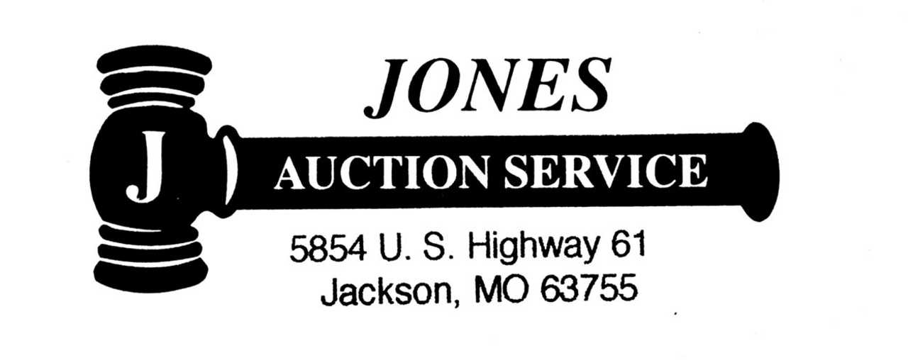 Jones Auction Service - Services - Auction Services in Jackson MO