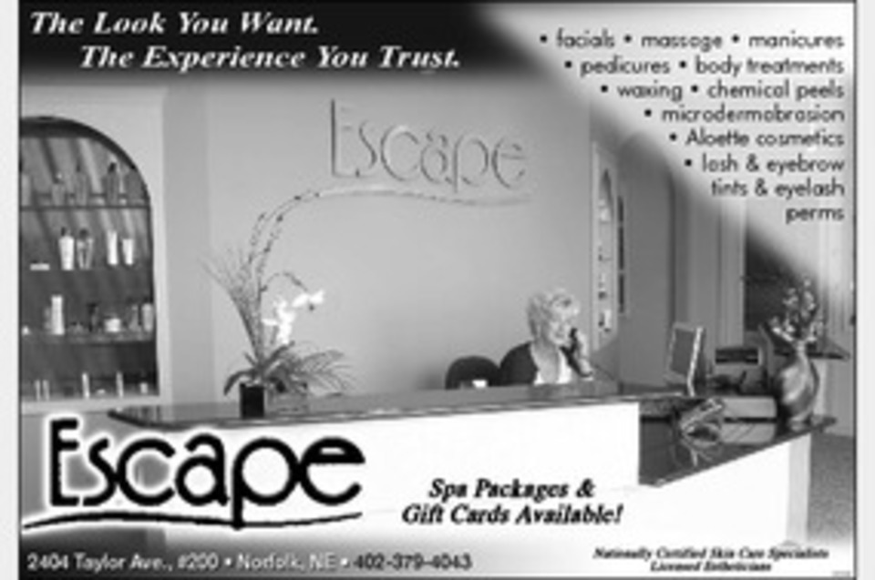 Escape Spa - Shopping - Retail Stores in Norfolk NE