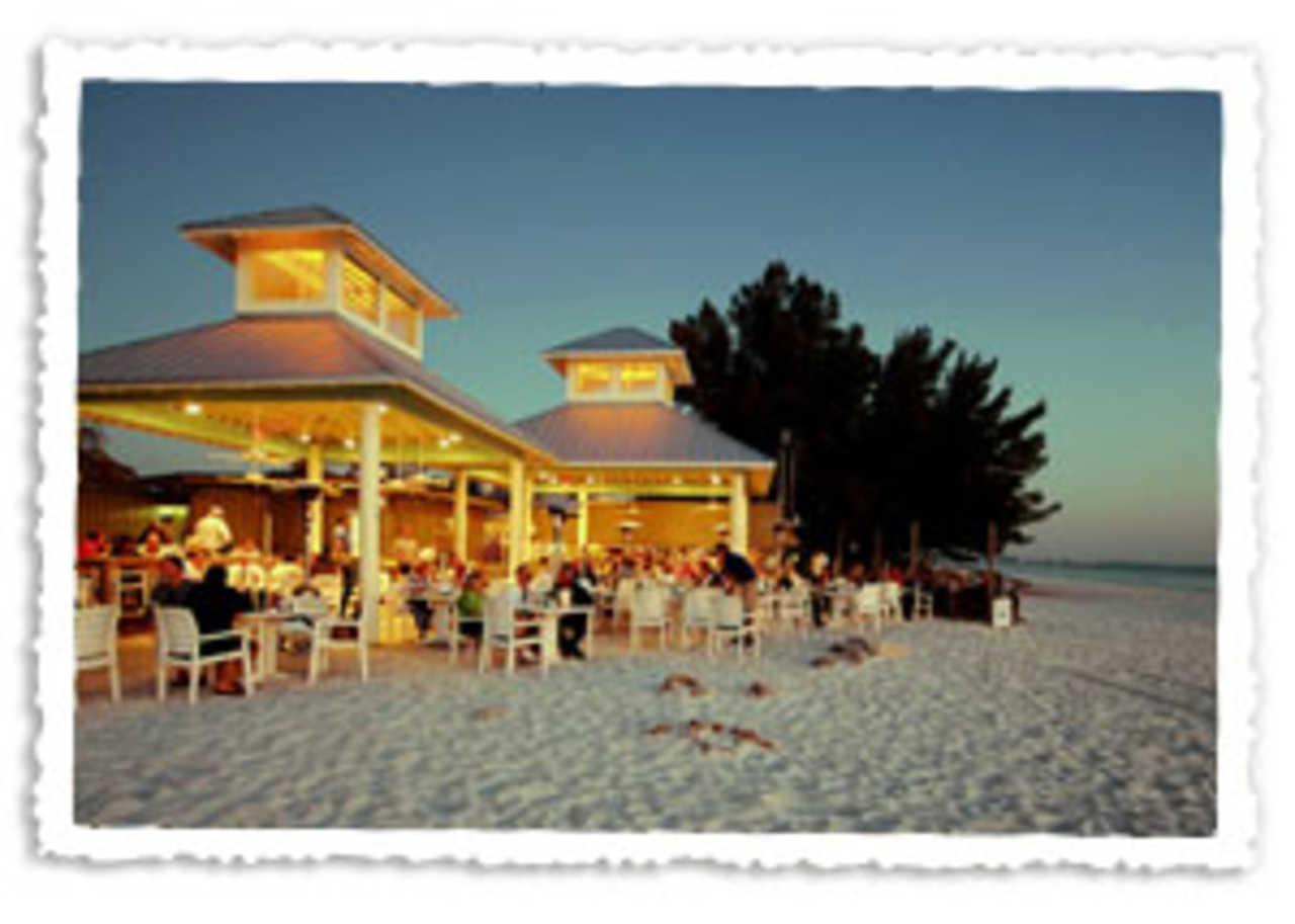 The Sandbar Restaurant - Food and Beverage - Seafood in Anna Maria FL