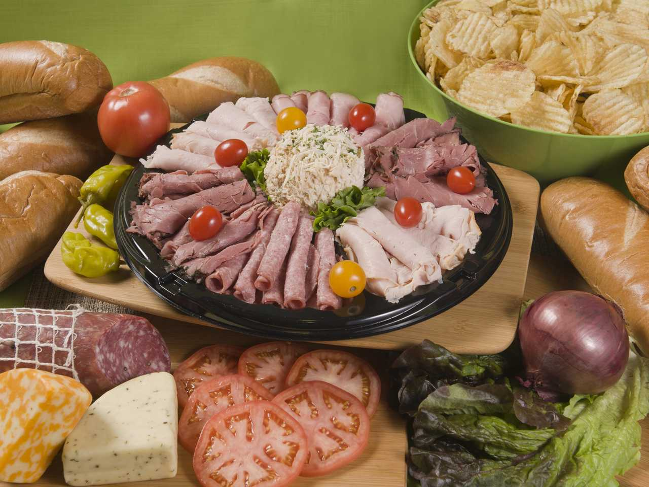 Peppercini's Deli & Catering - Food and Beverage - Delis in Anchorage AK