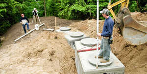 Hunt's Septic Service in Niles, MI