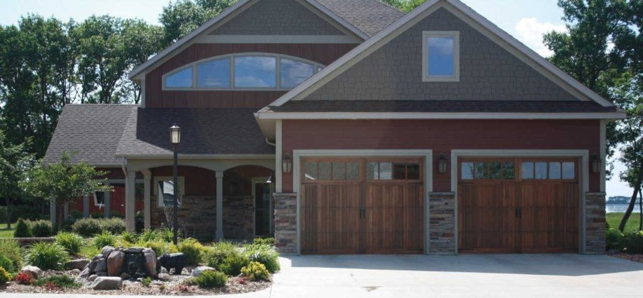 Thompson's Garage Door and Openers - House and Home - Garage Doors in Rochester MN