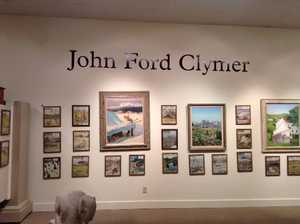John Ford Clymer Museum and Gallery in Ellensburg, WA