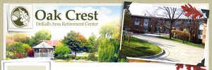 Oak Crest DeKalb Area Retirement Center in Dekalb, IL
