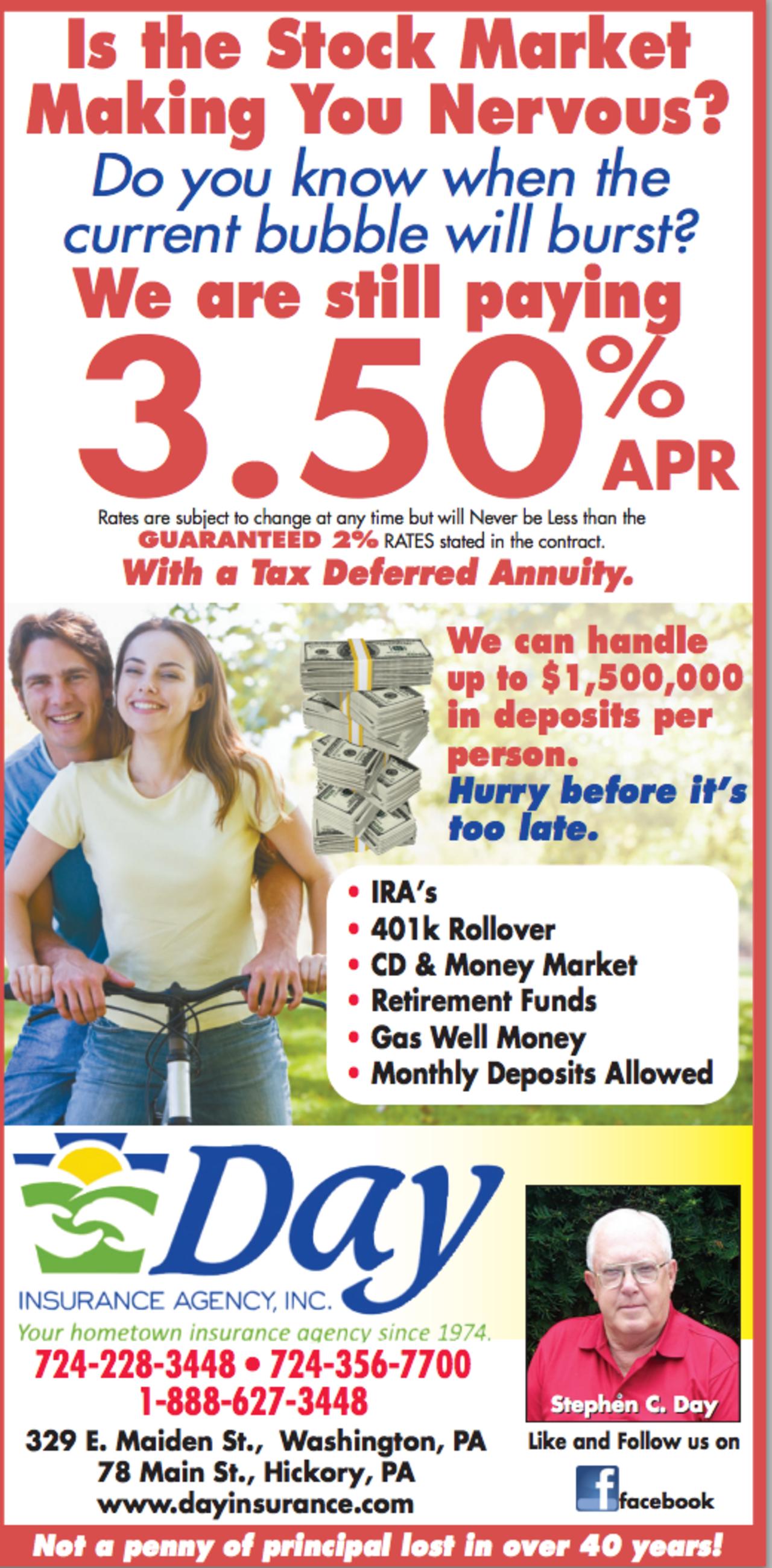 Day Insurance Agency, Inc. - Insurance - Insurance Brokers in Washington PA