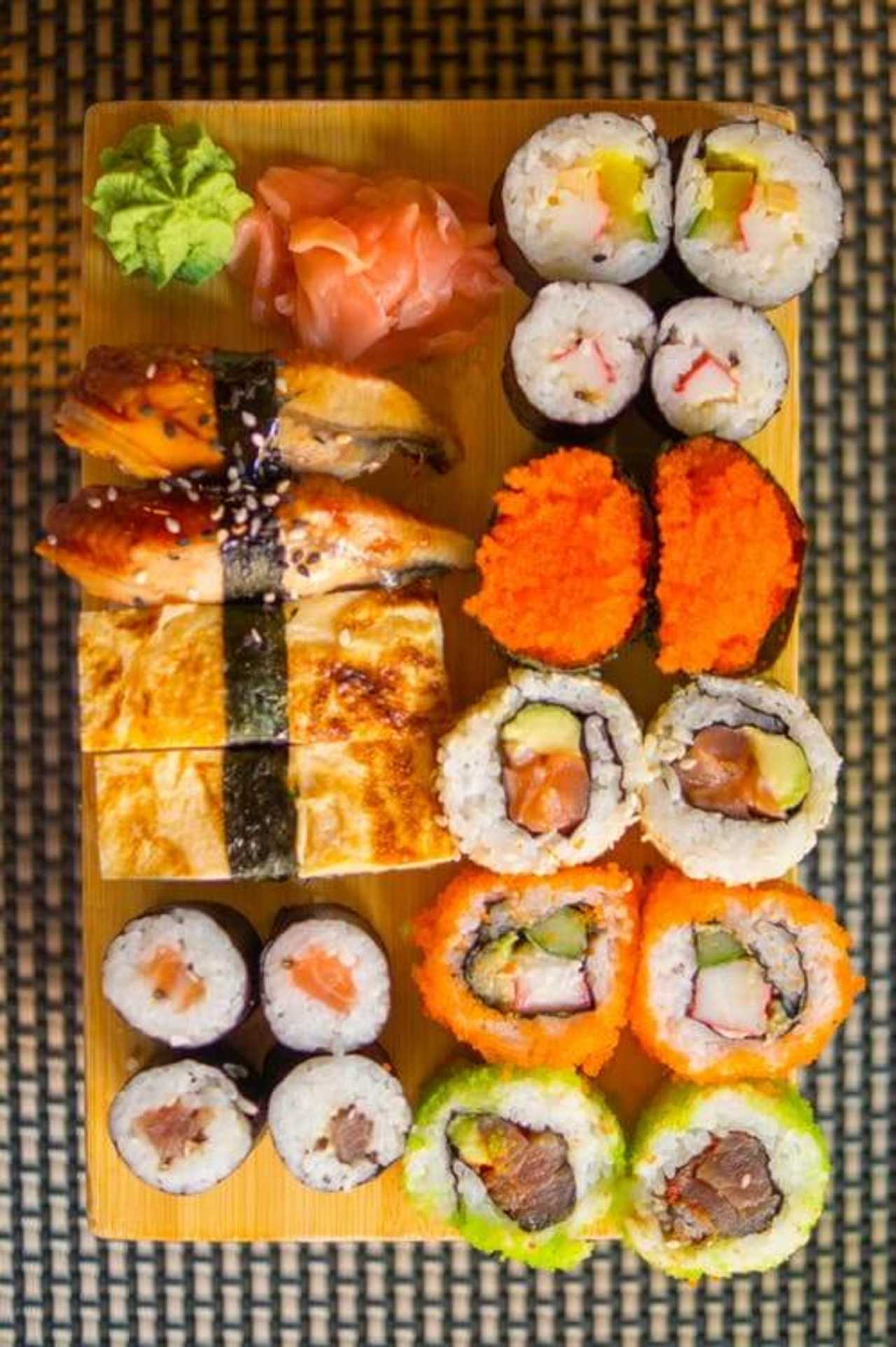 OEC Sushi - Food and Beverage - Sushi in Anchorage AK