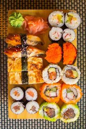 OEC Sushi in Anchorage, AK
