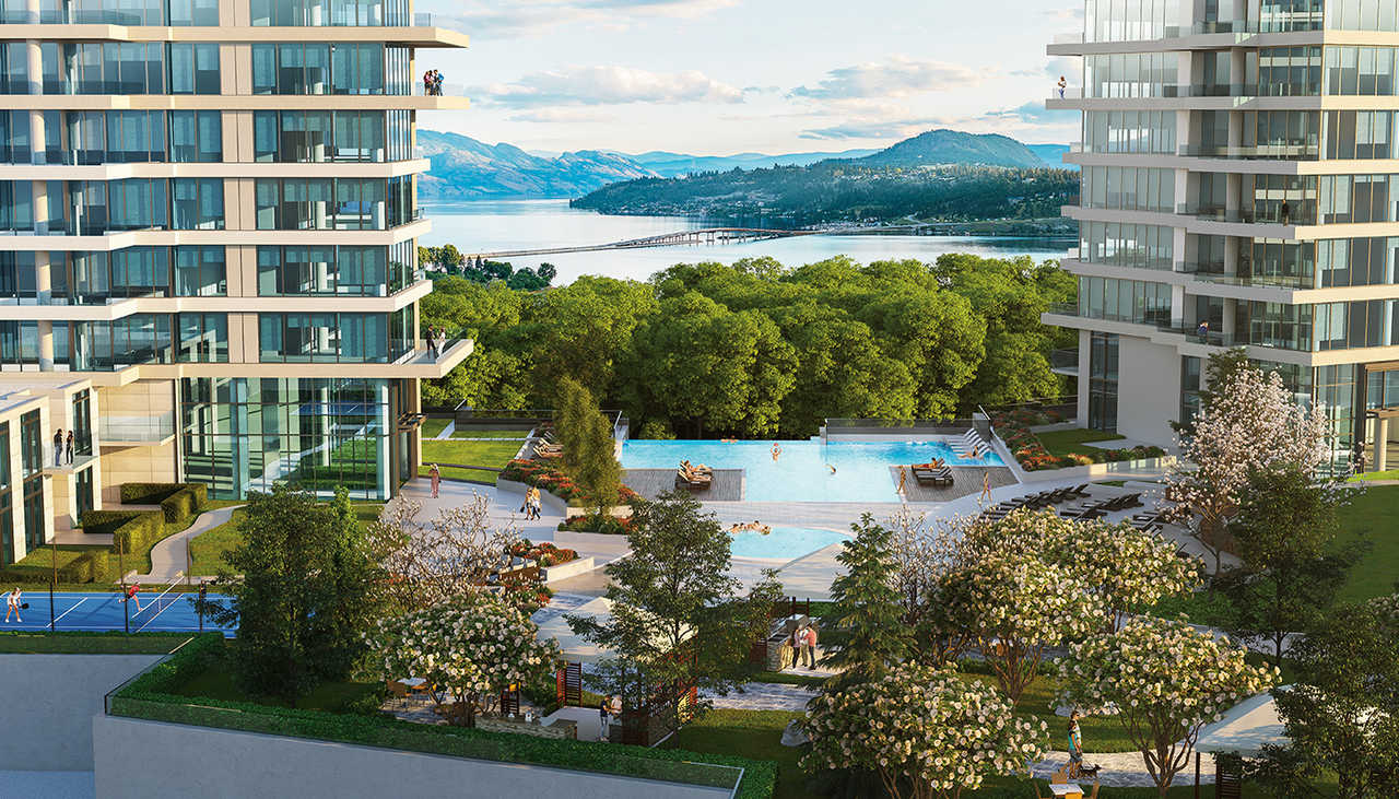 One Water Street - Real Estate - Event in Kelowna BC