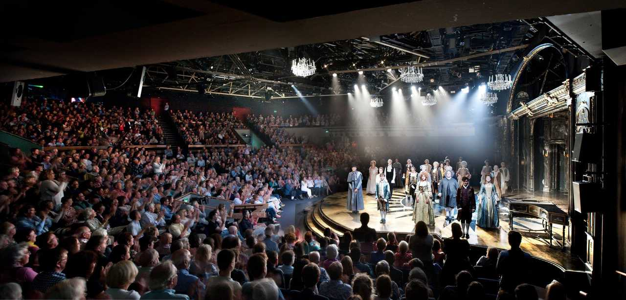 Chichester Festival Theatre - Arts and Entertainment - Theatres in Chichester