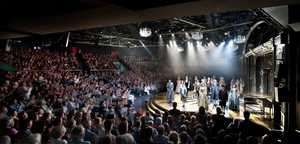 Chichester Festival Theatre in Chichester,