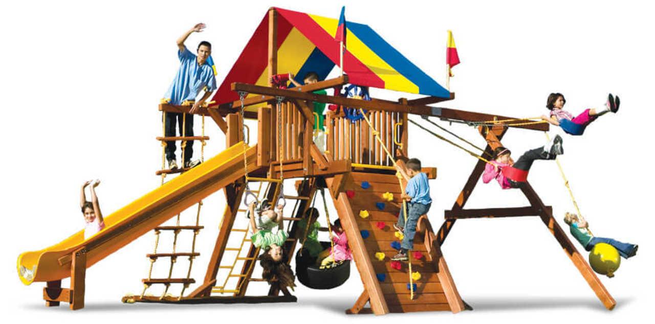 Rainbow Play Systems - Recreation - Family Fun in Fargo ND