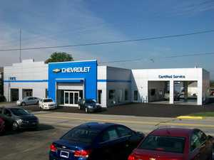 Solomon Chevrolet in Masontown, PA