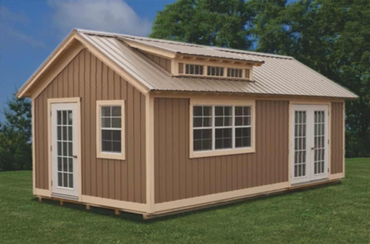 Mid Michigan Mini Barns LLc - Services - Warehouse and Storage in Mcbain MI