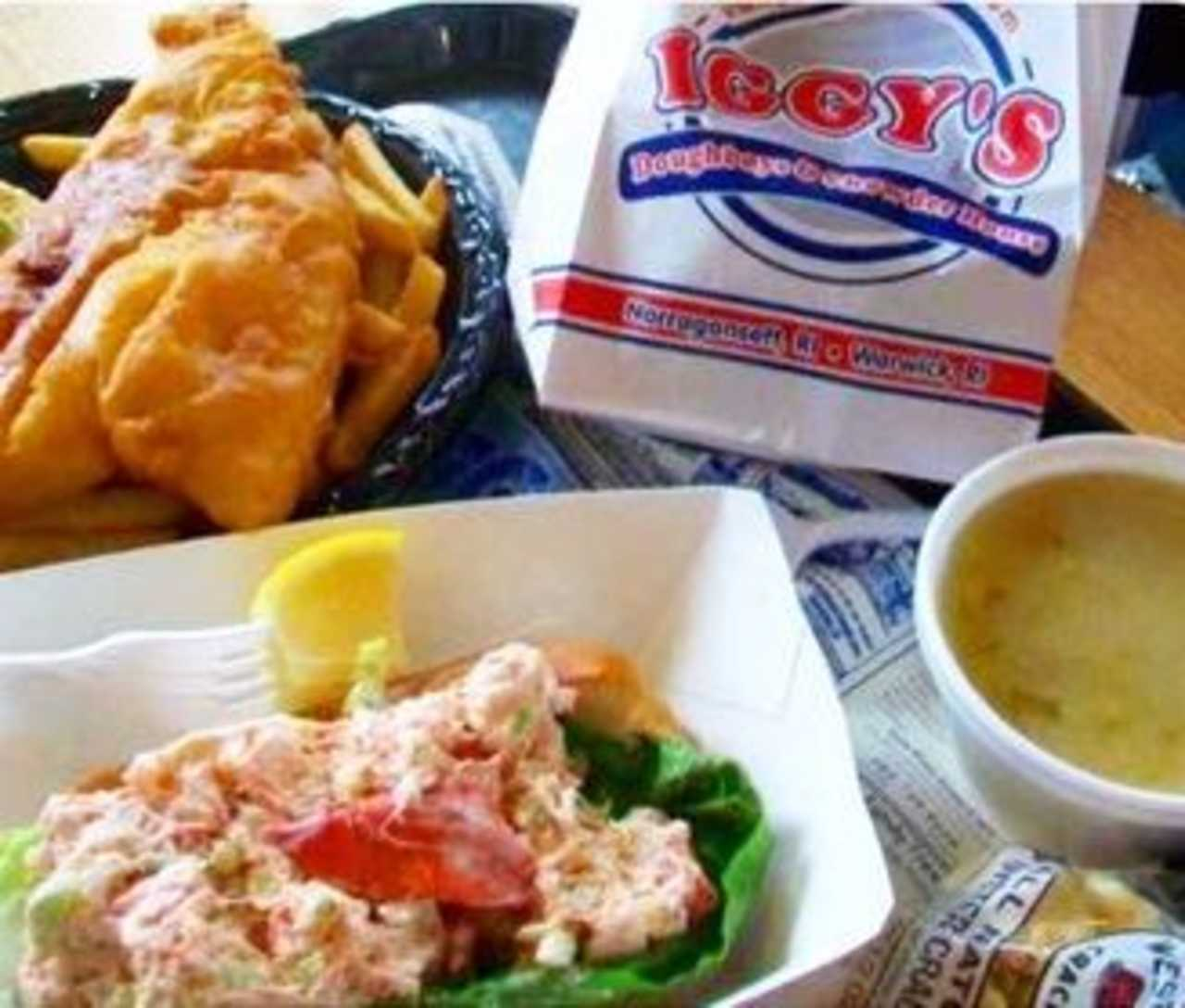 Iggy's Doughboys & Chowder House - Manufacturing - Seafood in Warwick RI
