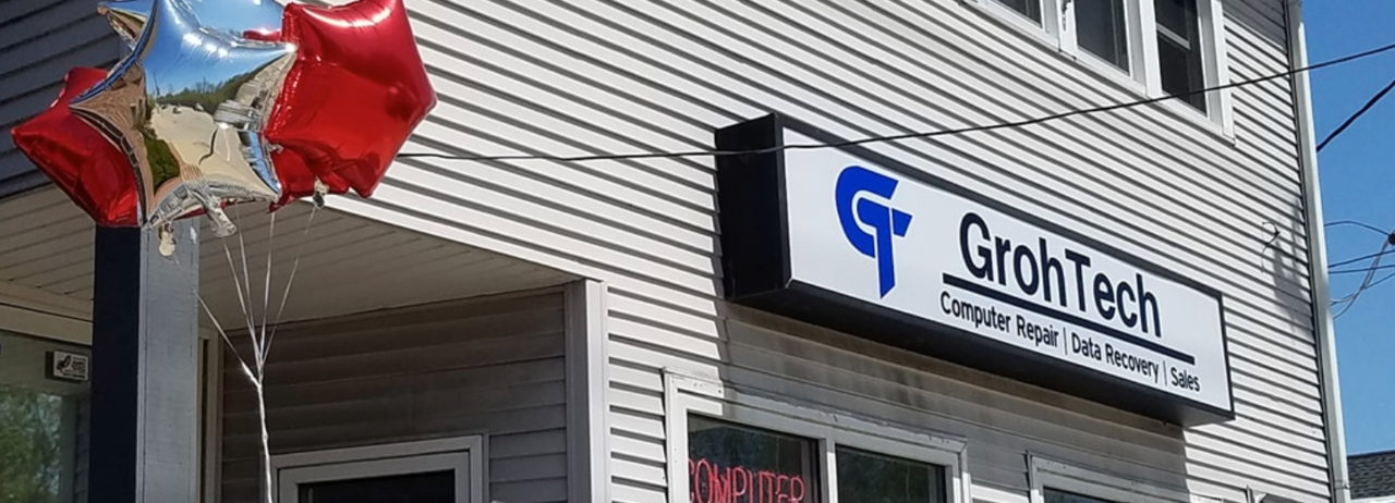 GrohTech - Technical - Computer Stores in Fox River Grove IL