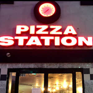 Pizza Station in Bellevue, PA
