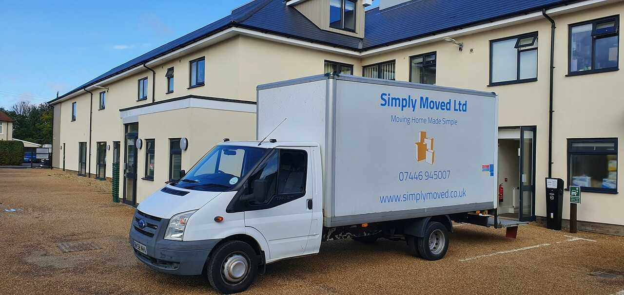 Simply Moved Ltd - Services - Essential Business in Ipswich