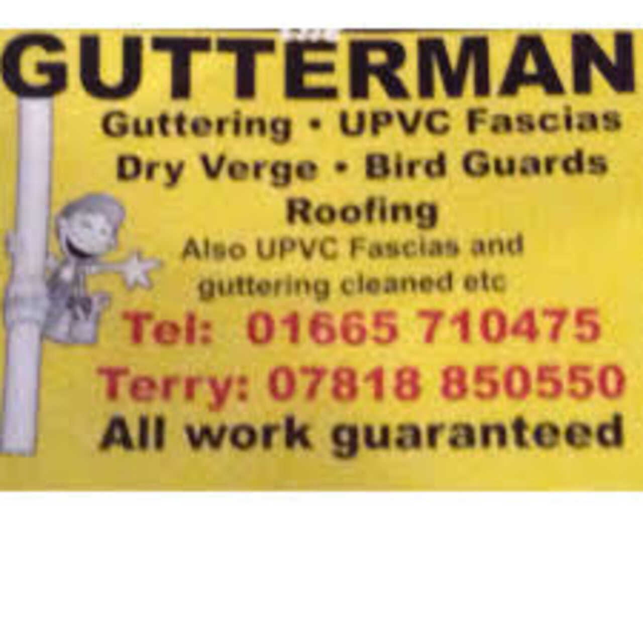 Gutter and roofing repairs - Services - Roofers in Warkworth