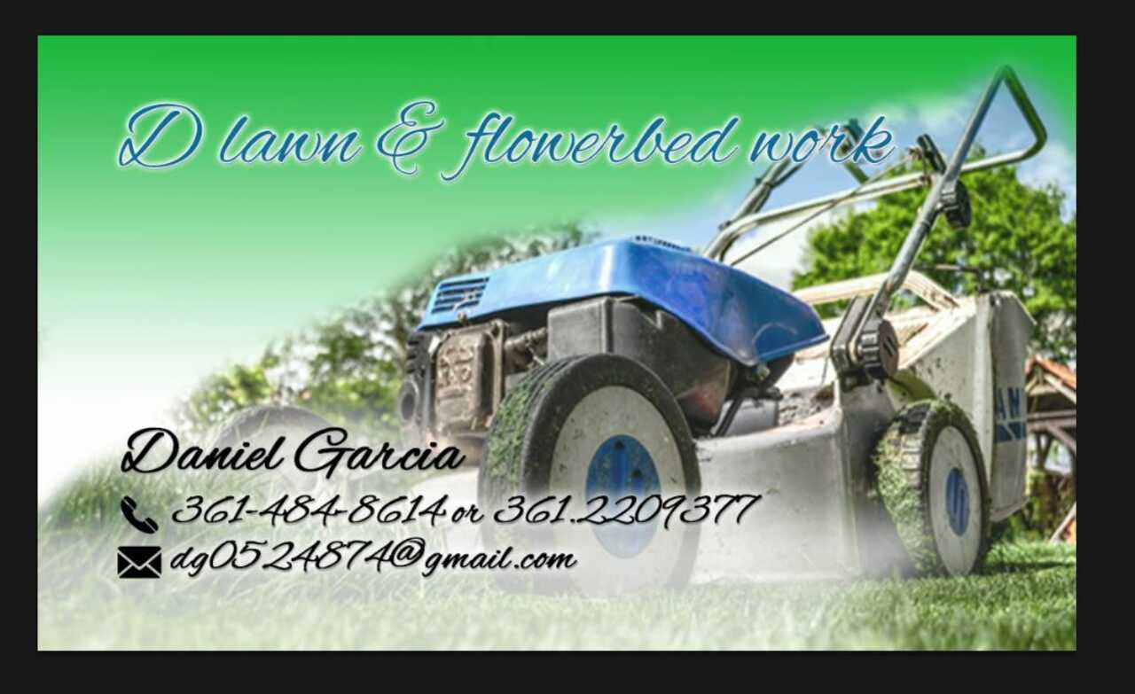 D lawn & Flowerbed service - Shopping - Lawn and Garden Supplies in Victoria TX